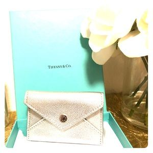 Authentic Tiffany's business card holder